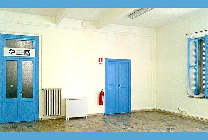 Affitto Salone Interno Parma