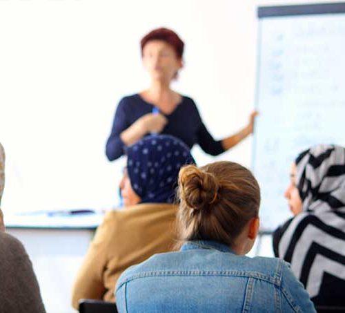Scuola Di Italiano Per Donne Straniere