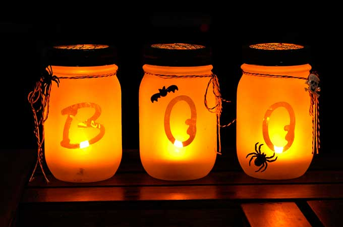 Lab Halloween 1